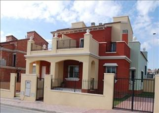 Quatro Villa on the Costa Blanca