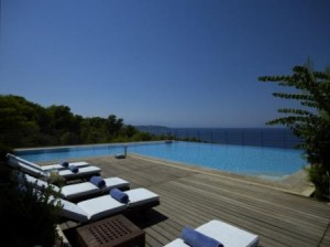 Porto Heli in Greece recycles swimming pool water